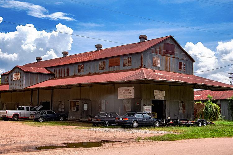 Bentonia, Mississippi