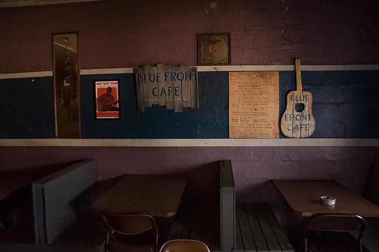 Blue Front Cafe, Bentonia, Mississippi