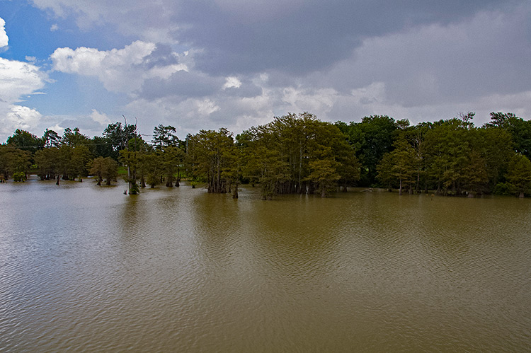 Broad Lake, Yazoo County