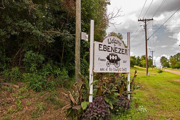 Ebenezer, Mississippi