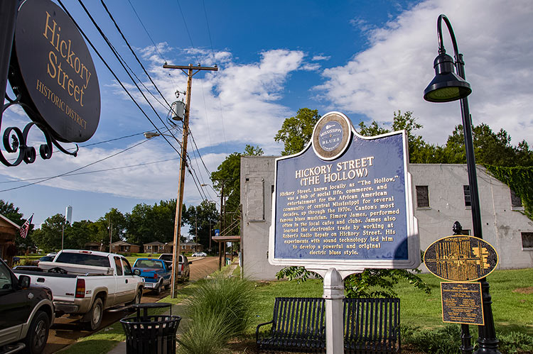 Hickory Street, Historic District, Canton, Ms