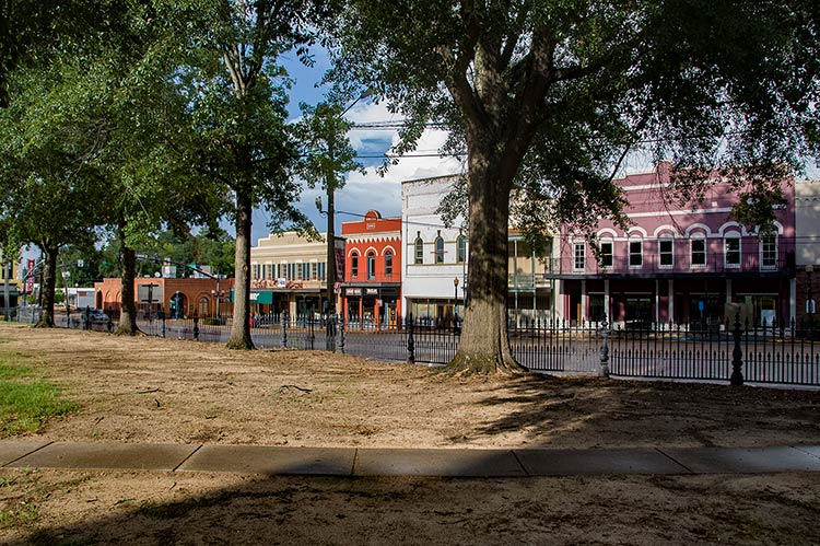 Liberty Street, Historic District, Canton, Ms