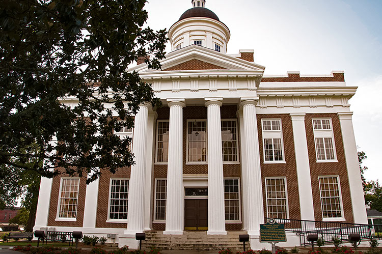 Madison County Courthouse, Mississippi