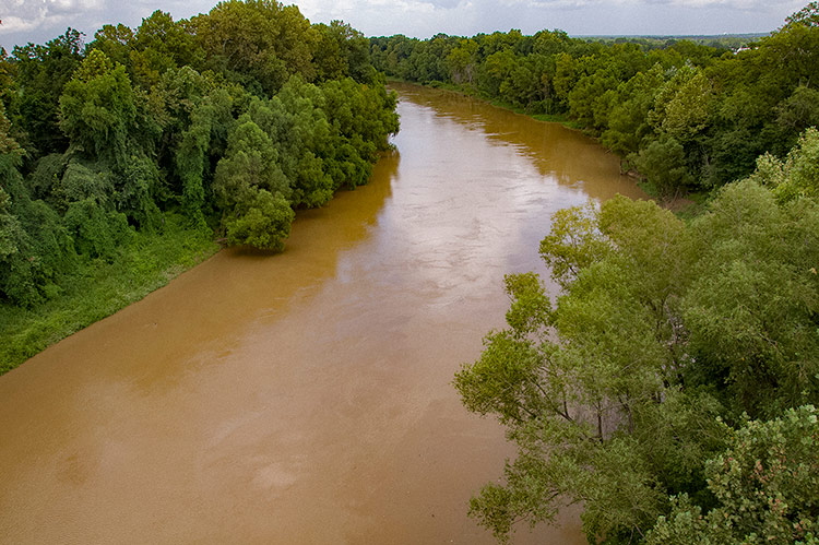 Yazoo River, Mississippi