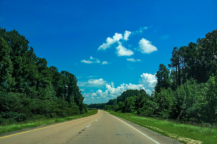 US 45 Meridian-Crawford, Mississippi