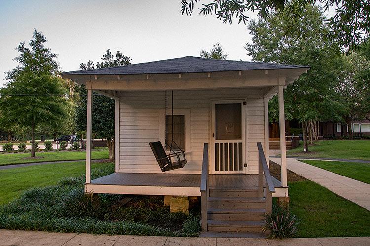 Elvis Presley's birthplace, Tupelo,, Mississippi