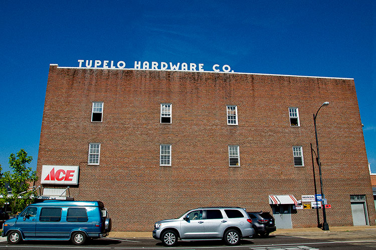 Tupelo Hardware Co., Tupelo, Ms