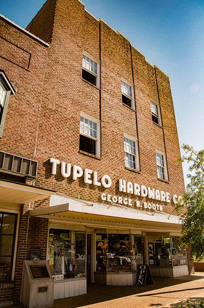 Tupelo Hardware Co., Tupelo, Mississippi
