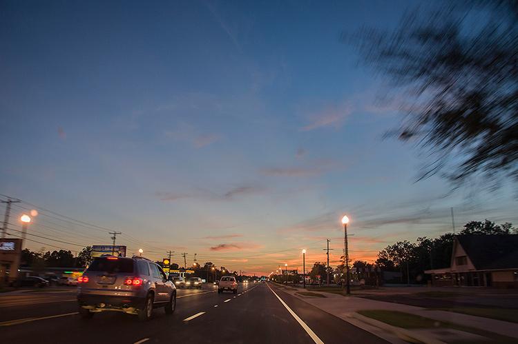 Main Street, Tupelo, Ms