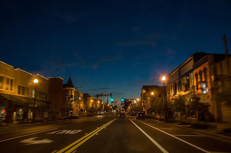 Main Street, Tupelo, Mississippi