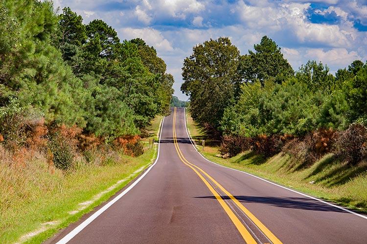 Highway 4, Mississippi Hills