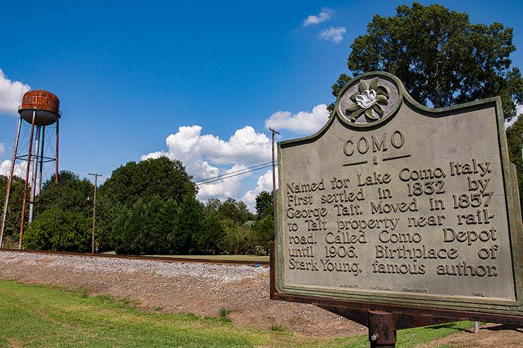 Como, Mississippi Hills