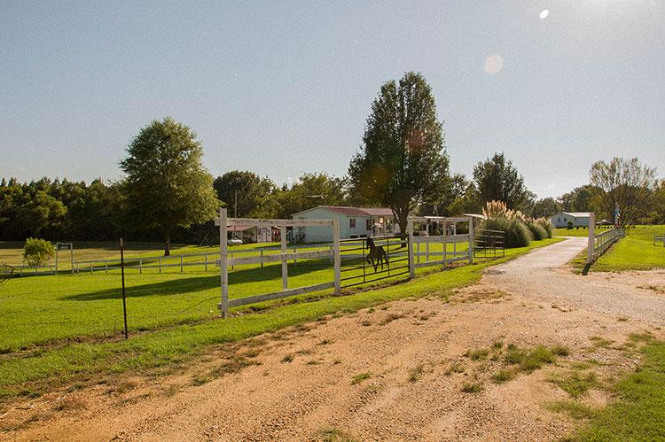 O.B. McClinton Rd, Gravel Springs, Hills, Mississippi