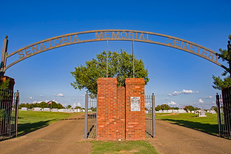 Senatobia Memorial Cemetery, Mississippi