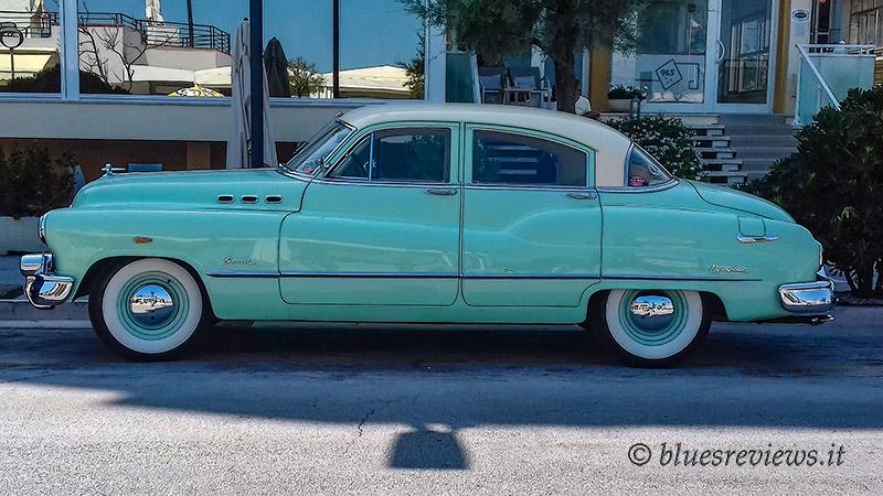Vintage Buick Dynaflow